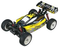 Thunder Tiger 6400-F081 1/8 Electric 4wd Buggy EB-4 G3 Brushless 2.4GHz RTR Yellow
